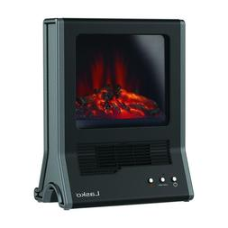 1500W Ceramic Fireplace Electric Portable Heater Cool Touch