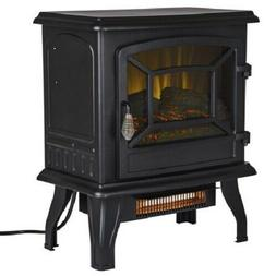 """Pleasant Hearth17"""" Infrared Electric Stove fireplace with 2"""