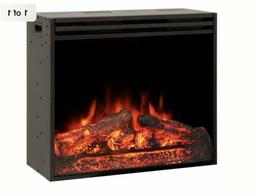 """28"""" Electric Firebox Insert - with Fan Heater and Glowing Lo"""