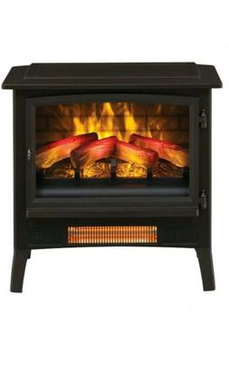 Duraflame Electric 3D Flame Effect Infrared Quartz Fireplace