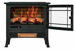 Duraflame 3D Infrared Electric Fireplace Stove Heater with R