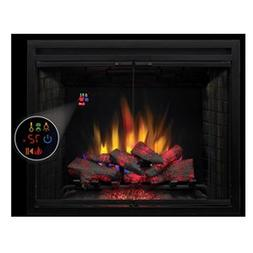 """ClassicFlame 39EB500GRS 39"""" Traditional Built-in Electric Fi"""