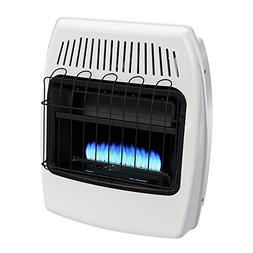 Dyna-Glo BF20NMDG 20,000 BTU Natural Gas Blue Flame Vent Fre