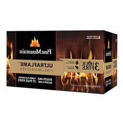 Pine Mountain Ultraflame 3-Hour Firelogs, 6 Logs  Long Burni