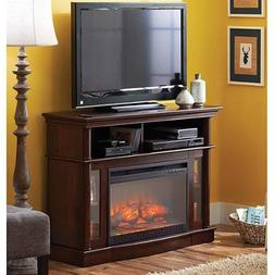 Better Homes and Gardens Media Electric Fireplace Ashwood Ro