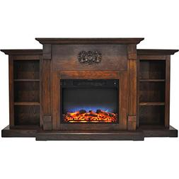 Cambridge CAM7233-1WALLED Sanoma 72 In. Electric Fireplace i