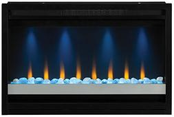 Classic Flame Contemporary Wall Mount Electric Fireplace Ins