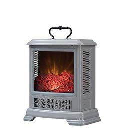 Duraflame Electric DFS-7515-05 Fireplace Stove Heater, Cool