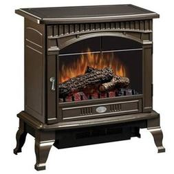 Dimplex U.S. DS5629BR Traditional Stove, Gloss Bronze