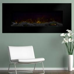 Electric Led Fireplace with Color Changing Effects Remote 50