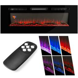 electric fireplace wall mounted or free standing