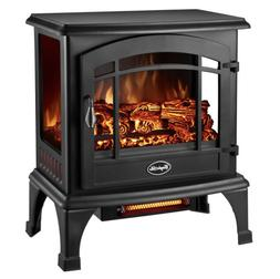 Comfort Glow Electric Stove, Length: 11in, Width: 20in, Heig