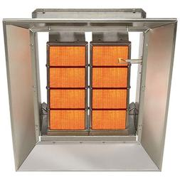 SunStar Heating Products Infrared Ceramic Heater - NG, 80,00