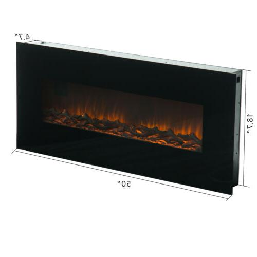 "50"" 1500W Wall Mount Electric"