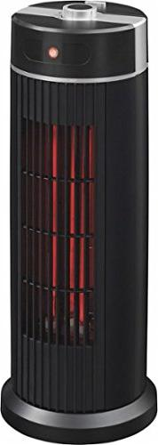 Duraflame - Electric Heater Infrared tower heater - Black -J