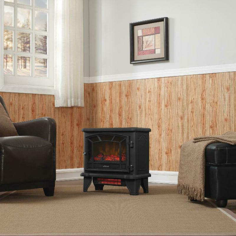 Duraflame Infrared Fireplace Stove Heater