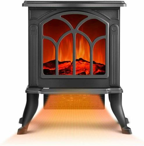 Electric Stove Realistic Safety 1500W