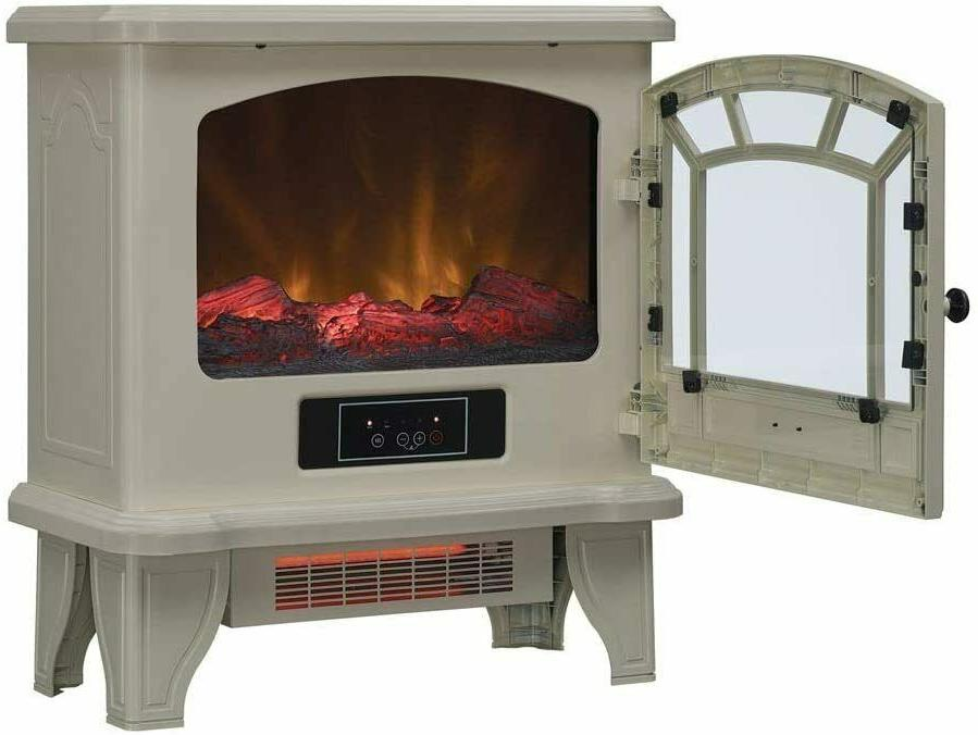 New!! Duraflame Electric Fireplace Stove 1500 Heater