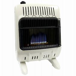 NEW MR HEATER F299310 BLUE FLAME DUAL FUEL GAS WALL HEATER 1